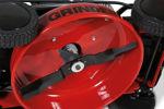 Tagliaerba Marina Grinder 46 B B&S 675 Exi motore Briggs & Stratton 675E 163 cc Larghezza di taglio 46 cm