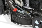Tosaerba Marinox MX 57 SH 3V Honda GCVx 200 201 cc scocca 3in1 e larghezza di taglio da 56 cm ruote alte zincate con doppi cusicetti a sfera stagni