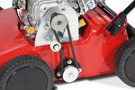 Scarificatore Marina S 390 B B&S 550 motore Briggs & Stratton XR 550 127 cc Larghezza di taglio 38 cm
