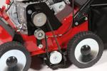 Scarificatore Marina S 500 B B&S CR950 motore Briggs & Stratton CR 950 208 cc Larghezza di taglio 46 cm
