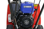 SPAZZANEVE TITAN 624 Y POWERED BY YAMAHA Motore Yamaha 171cc 62 cm Avviamento Corda autoavvolgente